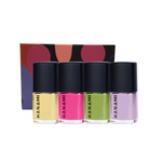 HANAMI Nail Polish Collection Kokomo 9ml x 4 Pack