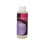 HANAMI Nail Polish Remover Water Based Liquid Unscented 125ml