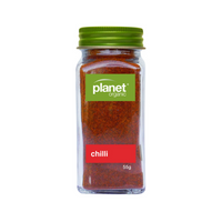 PLANET ORGANIC Chilli Powder Shaker 55g