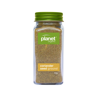 PLANET ORGANIC Coriander Seed Ground Shaker 40g