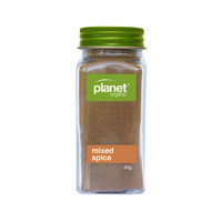 PLANET ORGANIC Mixed Spice Shaker 50g