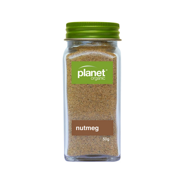 PLANET ORGANIC Nutmeg Ground Shaker 50g