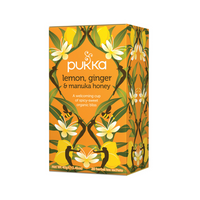 PUKKA Lemongrass & Ginger x 20 Tea Bags