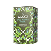 PUKKA Mint Matcha Green x 20 Tea Bags