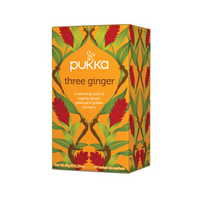 PUKKA Three Ginger x 20 Tea Bags