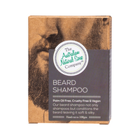 THE AUST. NATURAL SOAP CO Beard Shampoo Bar