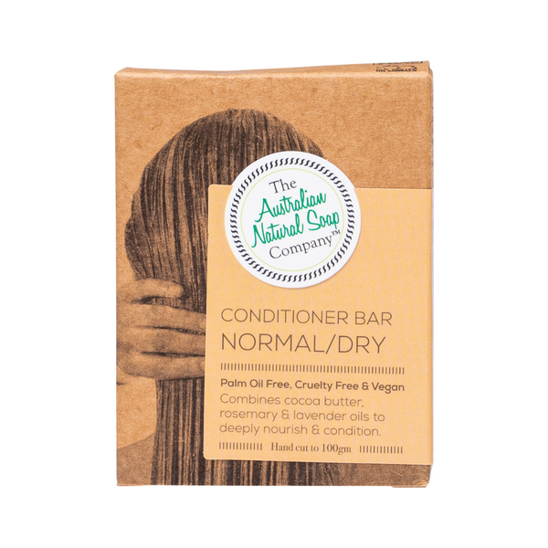 THE AUST. NATURAL SOAP CO Conditioner Bar - Normal/ Dry