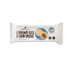 CERES ORGANICS Brown Rice Crackers Orginal 115g