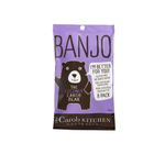 THE CAROB KITCHEN Banjo Bear Coconut 8 Pack 120g