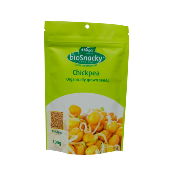 VOGEL Biosnacky Organic Chickpea Seeds 100g