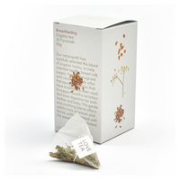 LOVE TEA Organic Breastfeeding x 20 Pyramids