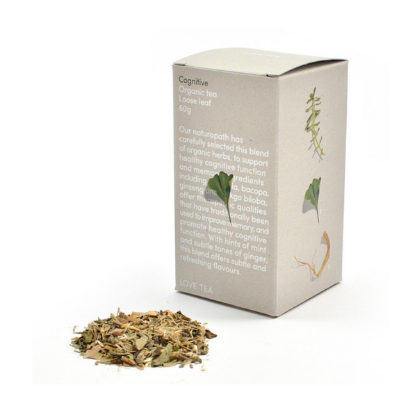 LOVE TEA Organic Cognitive 60g