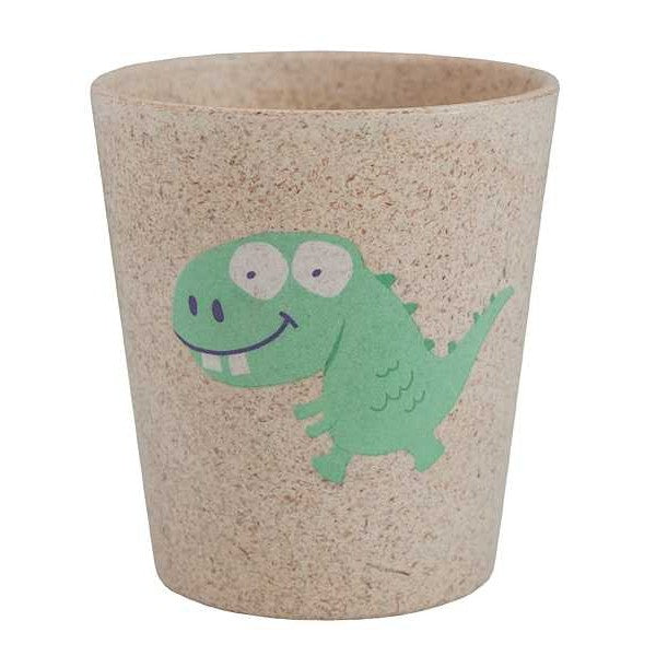 JACK N' JILL Storage/Rinse Cup Dino (Biodegradable)