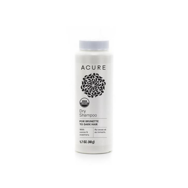 ACURE Brunette to Dark Hair Types Dry Shampoo 48g