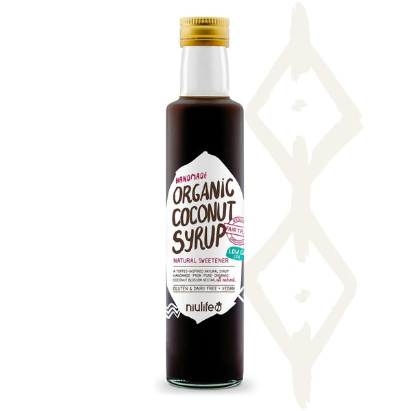 NIULIFE Coconut Syrup 250ml
