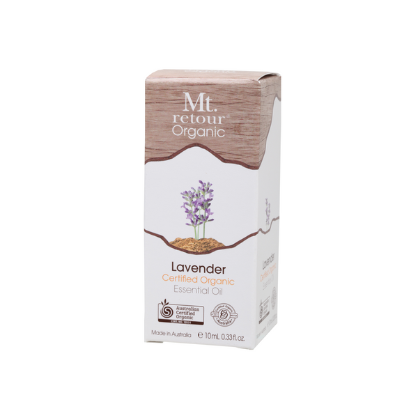 MT RETOUR Essential Oil Lavender 10ml