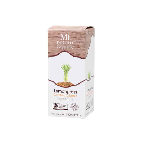 MT RETOUR Essential Oil Lemongrass 10ml
