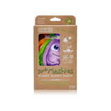 LITTLE MASHIES Reusable Squeeze Pouch Pack of 10 - Mixed Colours