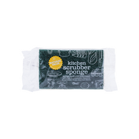 NATURAL VALUE Kitchen Scrubber Sponge