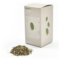 LOVE TEA Organic Peppermint 50g