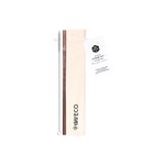 EVER ECO Stainless Steel Straw- Straight On-The-Go Straw Kit - Rose Gold 1pk