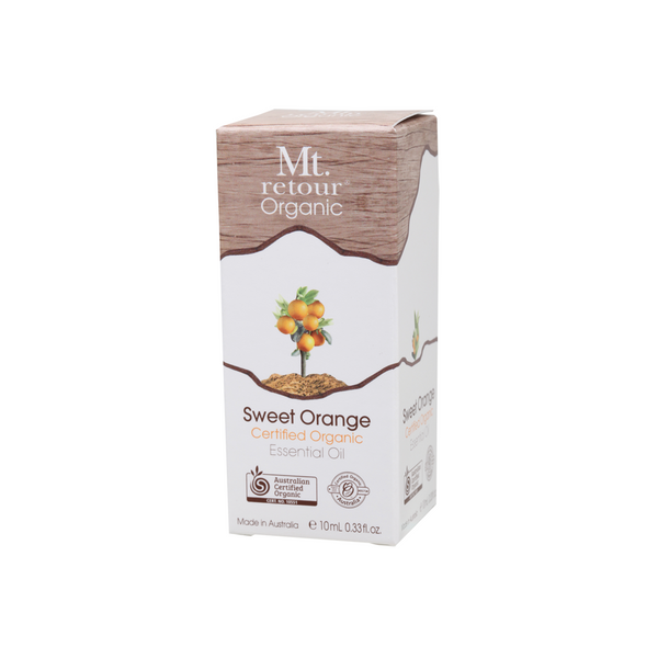 MT RETOUR Essential Oil Sweet Orange 10ml