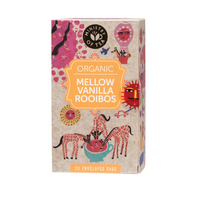 MINISTRY OF TEA Mellow Vanilla 20 Tea Bags