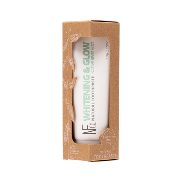 TNFC Natural Toothpaste Whitening 110g