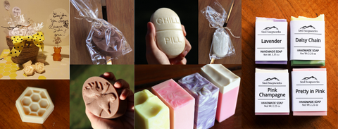 Seal-Soapworks-Custom-Baby-Shower-Soaps