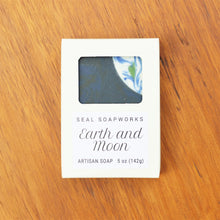 Load image into Gallery viewer, Earth and Moon Handmade Soap