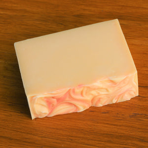 Sweet Peach Handmade Soap