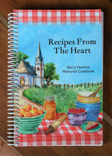 Load image into Gallery viewer, Gerry Hawkins Memorial Cookbook