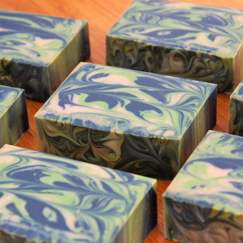 Sweater Weather Fundraiser Soap