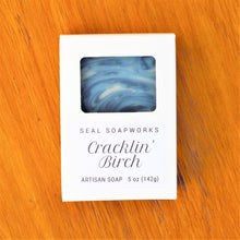 Load image into Gallery viewer, Cracklin' Birch Handmade Soap