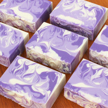 Load image into Gallery viewer, Lavender Shea Handmade Soap