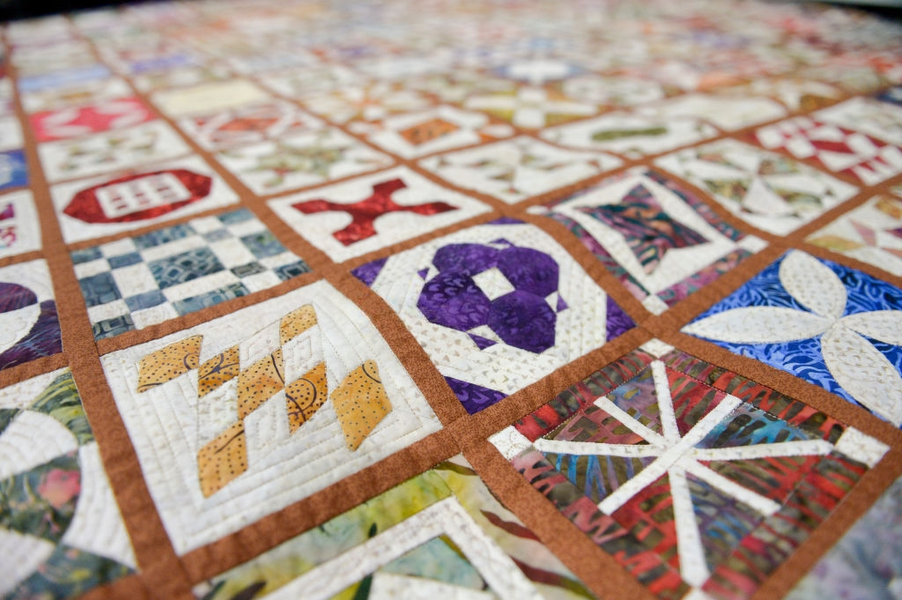 3 TIPS FOR BEGINNING QUILTERS