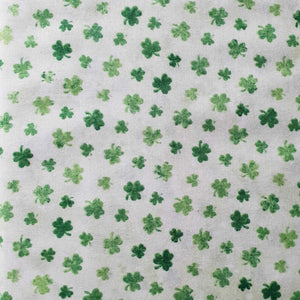 Stonehenge St Paddy's Day clover/white 39117-73