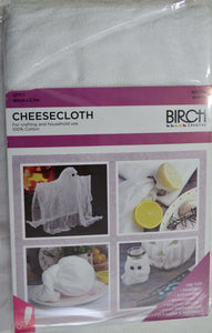 Birch Cheesecloth 90cm x 2.7m #667514