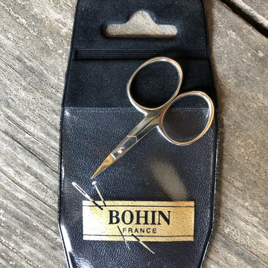 Bohin Scissors / Mini / Embroidery Scissors / Cross Stitch / A Pair for every Project