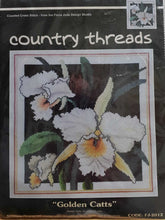 Load image into Gallery viewer, Country Threads - Golden Catts
