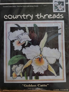 Country Threads - Golden Catts