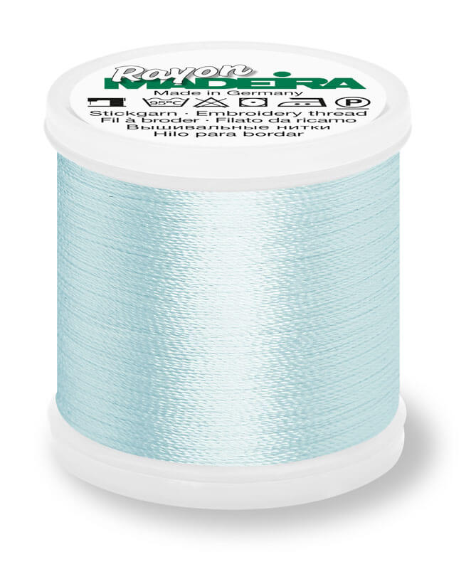 MADEIRA RAYON 40 1000M MACHINE EMBROIDERY THREAD 1027