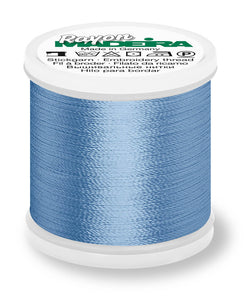 MADEIRA RAYON 40 1000M MACHINE EMBROIDERY THREAD 1028