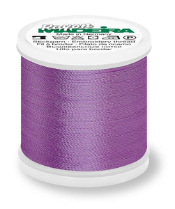 MADEIRA RAYON 40 1000M MACHINE EMBROIDERY THREAD 1032