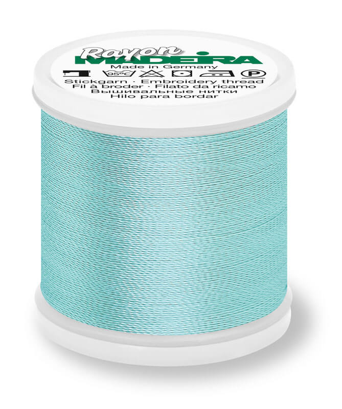 MADEIRA RAYON 40 1000M MACHINE EMBROIDERY THREAD 1045