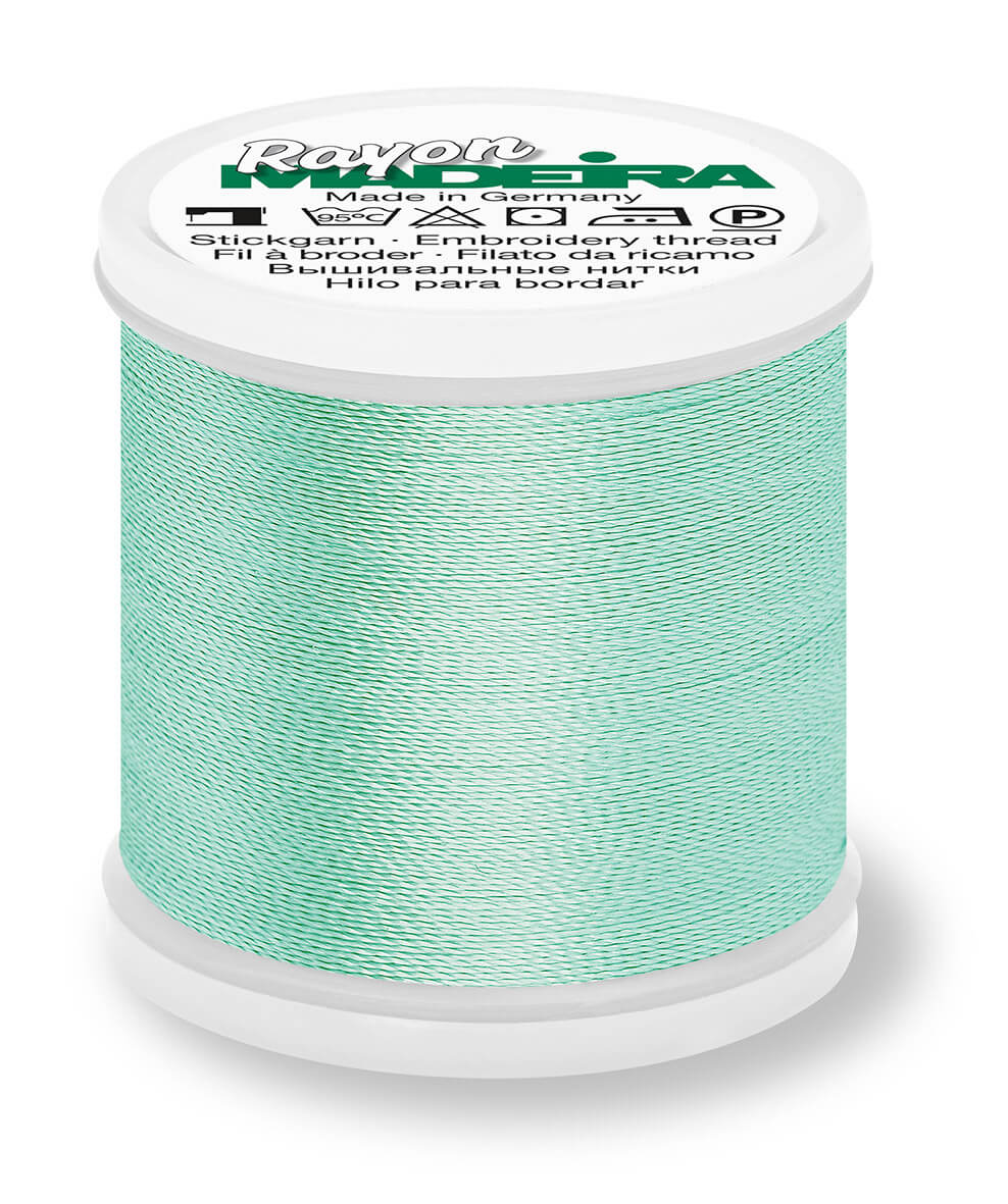 MADEIRA RAYON 40 1000M MACHINE EMBROIDERY THREAD 1047