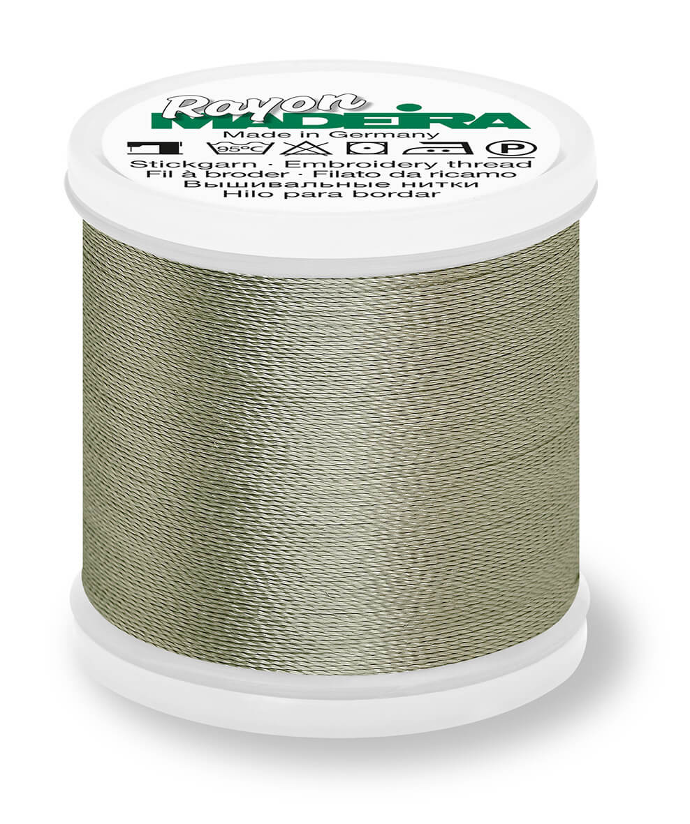 MADEIRA RAYON 40 1000M MACHINE EMBROIDERY THREAD 1062