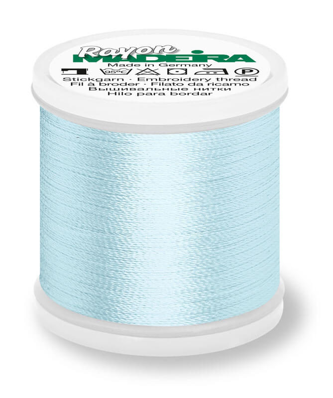 MADEIRA RAYON 40 1000M MACHINE EMBROIDERY THREAD 1074