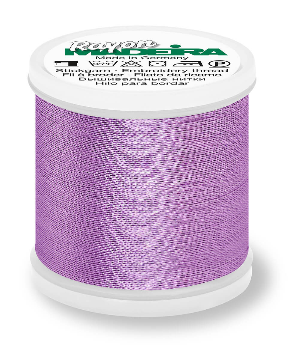 MADEIRA RAYON 40 1000M MACHINE EMBROIDERY THREAD 1080