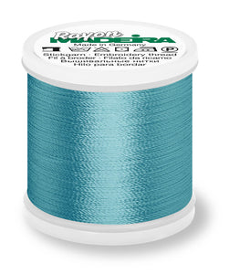 MADEIRA RAYON 40 1000M MACHINE EMBROIDERY THREAD 1096